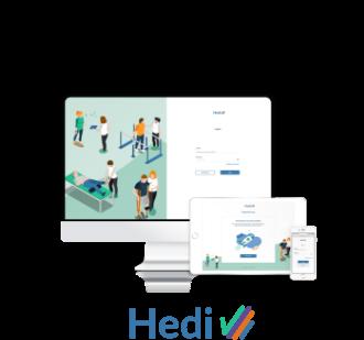 Die moderne Heilmittelpraxis mit Hedi digitalisieren