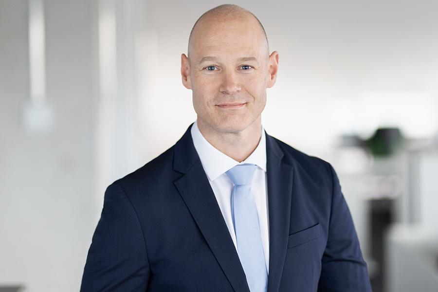 Neuer Vorstand der ARZ Haan AG Tammo Arndt